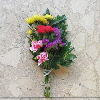 【店頭販売のみ】仏花 飯塚生花 季節の花でお作りします