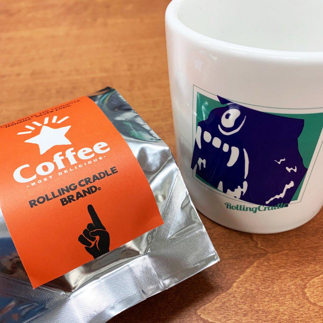 ハハハコーヒー・オリジナルブレンド