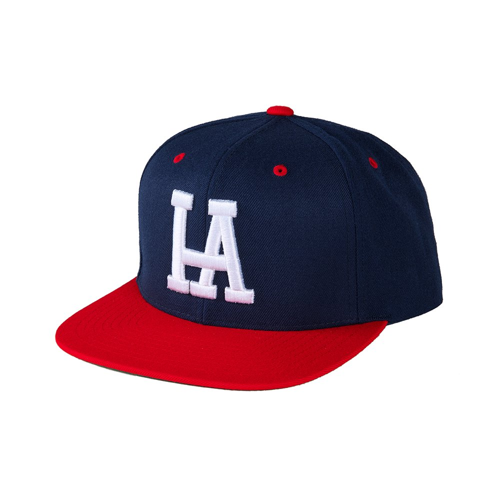 ハハハCAP 2nd-type / NAVY-RED