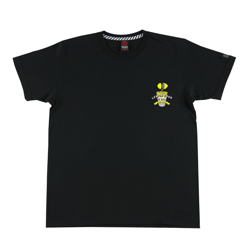 レモンサワーTee / BLACK