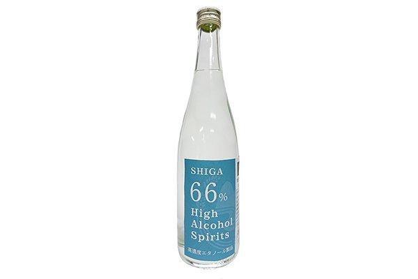 高濃度エタノール製品 SHIGA66