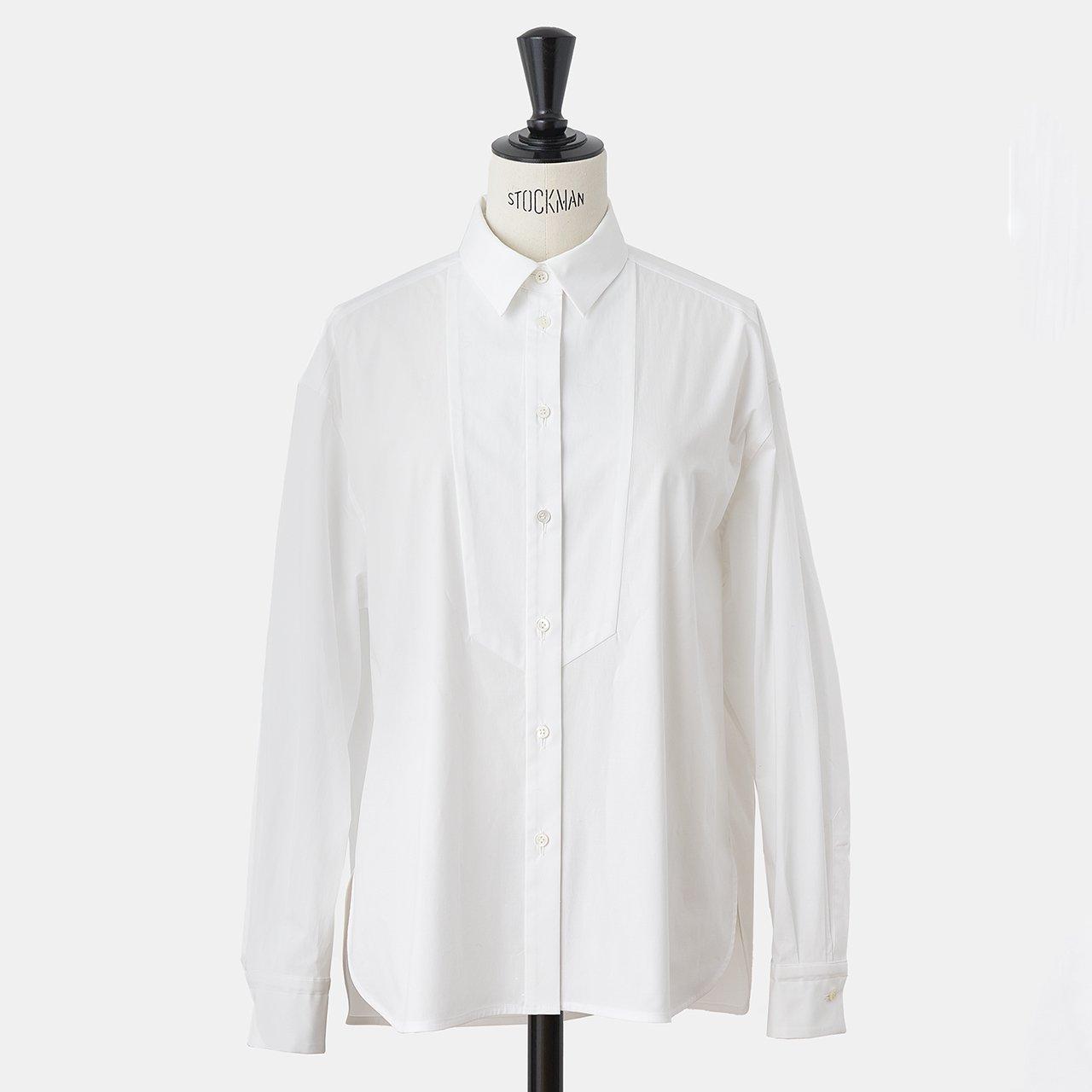 Basic Shirt �<BR> white・sax・navy・black
