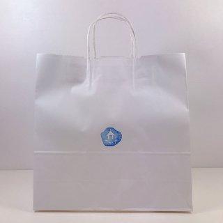 お渡し用みやげ袋【白紙袋】