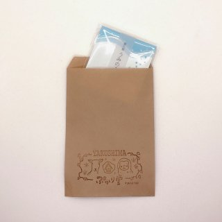 お渡し用みやげ袋【茶平袋】Sサイズ