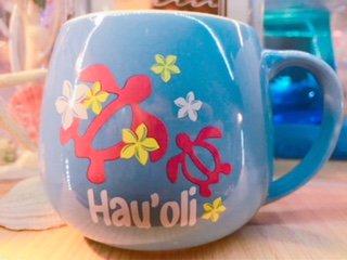 hawaiianマグカップ ホヌ