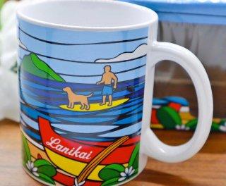 ラニカイステンドマグカップ
