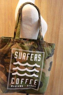 Surfers Coffee トートバッグ