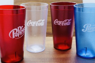 【Coca-Cola】コップ