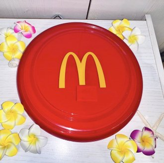 【McDonald's】フライングディスク
