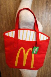 【McDonald's】 トートバッグ