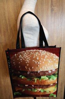 【McDonald's】 ビニールトートバッグ