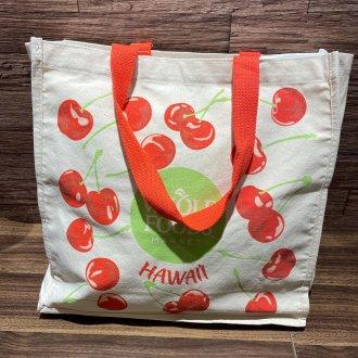 ホールフーズマーケット フルーツトートバッグ