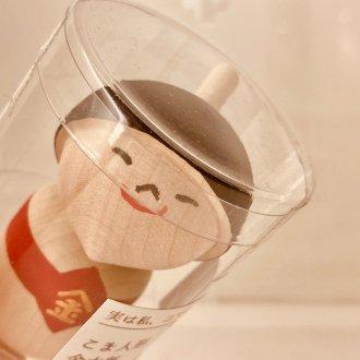 隈本コマ こま人形