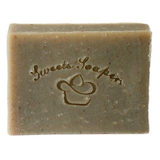 洗顔石鹸 ハーベストソープ ペリーラパープル 95g
