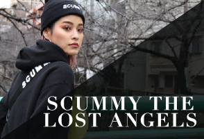 SCUMMY THE LOST ANGELS