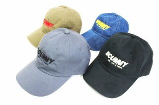 <img class='new_mark_img1' src='https://img.shop-pro.jp/img/new/icons20.gif' style='border:none;display:inline;margin:0px;padding:0px;width:auto;' />50%OFF SCUMMY LOGO CAP