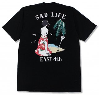 """<img class='new_mark_img1' src='https://img.shop-pro.jp/img/new/icons20.gif' style='border:none;display:inline;margin:0px;padding:0px;width:auto;' />20%OFF """"SAD LIFE"""" Tee"""