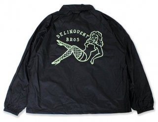 Star Dust Nylon Coach's Jacket
