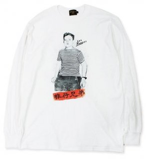 <img class='new_mark_img1' src='https://img.shop-pro.jp/img/new/icons20.gif' style='border:none;display:inline;margin:0px;padding:0px;width:auto;' />50%OFF Bad Boy L/S Tee