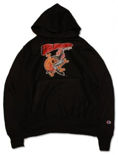 30%OFF HUNGRY SKULL CHAMPION HOODIE