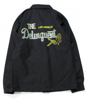 <img class='new_mark_img1' src='https://img.shop-pro.jp/img/new/icons25.gif' style='border:none;display:inline;margin:0px;padding:0px;width:auto;' />The Delinquent Coach Jacket