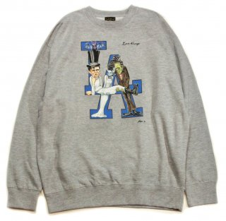 <img class='new_mark_img1' src='https://img.shop-pro.jp/img/new/icons1.gif' style='border:none;display:inline;margin:0px;padding:0px;width:auto;' />LA Monster Crew Neck Sweat