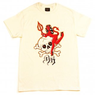 Devil Girl & Skull S/S Tee 2021 Devilish Collection