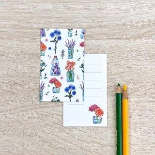 花 メッセージカード