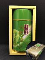 奥久慈煎茶【貴公子】200g缶箱入