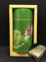 新茶 奥久慈煎茶【華宝】200g缶箱入