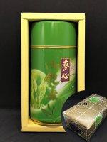 奥久慈煎茶【夢心】200g缶箱入