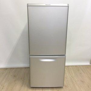 パナソニック冷蔵庫2014年NR-B146W-S【中古】