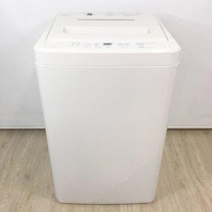 無印良品 洗濯機 2017年 AQW-MJ60【中古】