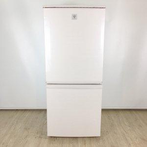 シャープ冷蔵庫 SJ-PD14A-C 2015年製【中古】