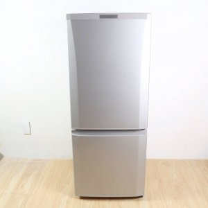 【保証6ヶ月間】MITSUBISHI(三菱)冷蔵庫2016年MR-P15Z-S【中古】
