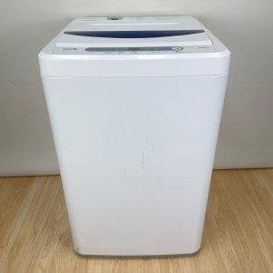 HerbRelax ハーブリラックス 洗濯機 2017年 YWM-T50A1【中古】