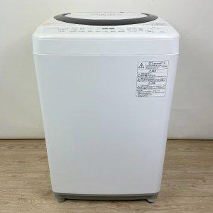 東芝 TOSHIBA 洗濯機 2016年 AW-6D3M【中古】