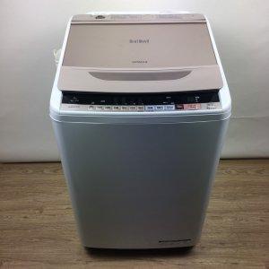 HITACHI(日立)洗濯機2017年BW-V80B【中古】