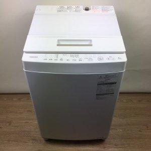 東芝TOSHIBA洗濯機2016年 AW-8D5【中古】