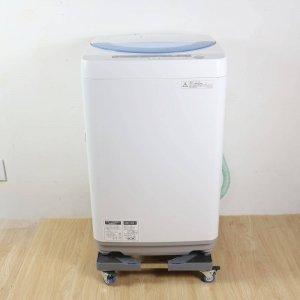 SHARP(シャープ)洗濯機2015年ES-GE55P【中古】