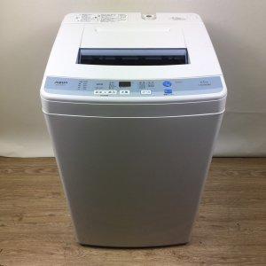 AQUA(アクア)洗濯機2016年AQW-S60D【中古】