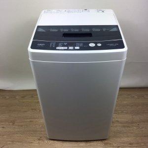 AQUA(アクア)洗濯機 2018年 AQW-BK45G【中古】