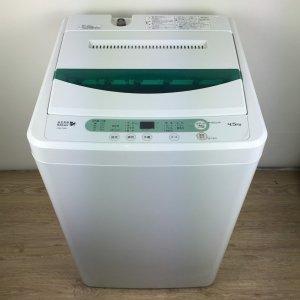 HerbRelax(ハーブリラックス)洗濯機2016年YWM-T45A1【中古】