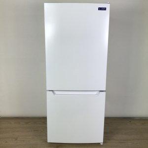 YAMADA ノンフロン冷凍冷蔵庫 YRZ-C12G2 2019年製【中古】