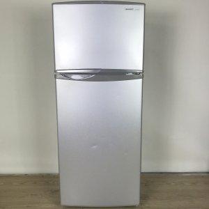 SHARPシャープ冷蔵庫 SJ-H12W-S 2012年【中古】