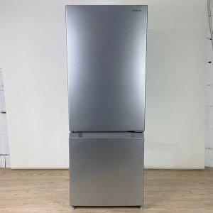 PANASONIC NR-B179W-T 冷蔵庫 (168L) 右開き2ドア シルバー 2017年製 【中古】