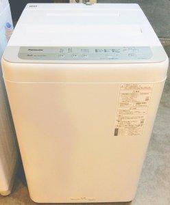 パナソニック洗濯機2020年NA-F50B13【中古】