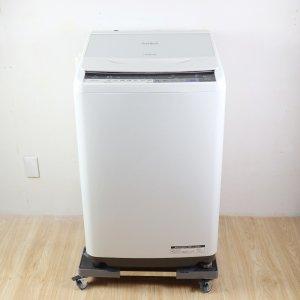 日立 HITACHI 洗濯機 2017年 BW-V70A【中古】