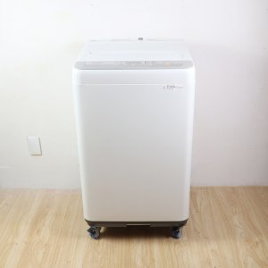 パナソニック Panasonic 洗濯機 2017年 NR-F50B11【中古】