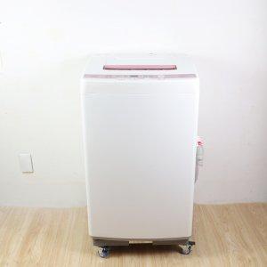 AQUA アクア 洗濯機 2018年 AQW-KS6F【中古】